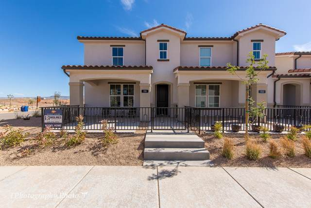 758 W Sunfire Ln #74, St George, UT 84790 (MLS #20-217533) :: Red Stone Realty Team