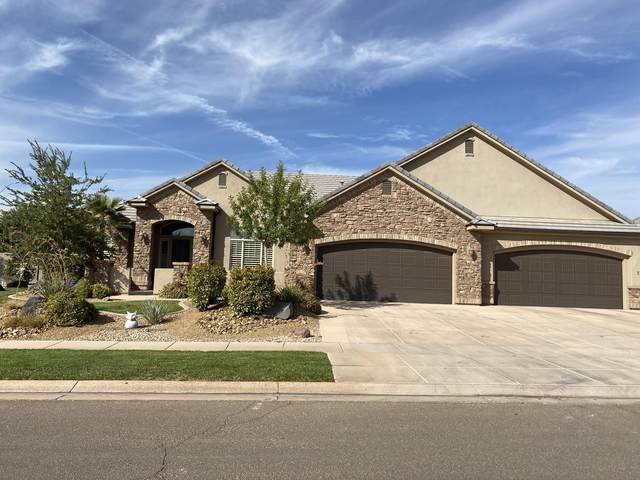 2263 3910 S, St George, UT 84790 (MLS #20-217537) :: The Real Estate Collective