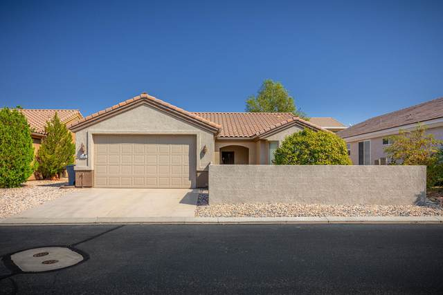 4355 S Laurel Green Dr, St George, UT 84790 (MLS #20-217538) :: Jeremy Back Real Estate Team