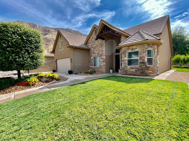 153 W 1170 S, Hurricane, UT 84737 (MLS #20-217540) :: Red Stone Realty Team
