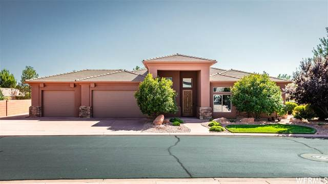 1357 W Sego Lily Ln, St George, UT 84770 (MLS #20-217553) :: The Real Estate Collective