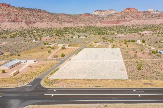 Grande Vermilion Ave Ave, Kanab, UT 84741 (MLS #20-217582) :: The Real Estate Collective
