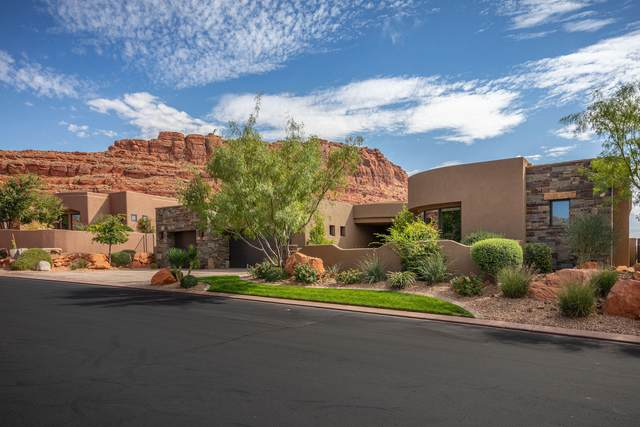 3052 N Snow Canyon Parkway #67, St George, UT 84770 (MLS #20-217590) :: The Real Estate Collective
