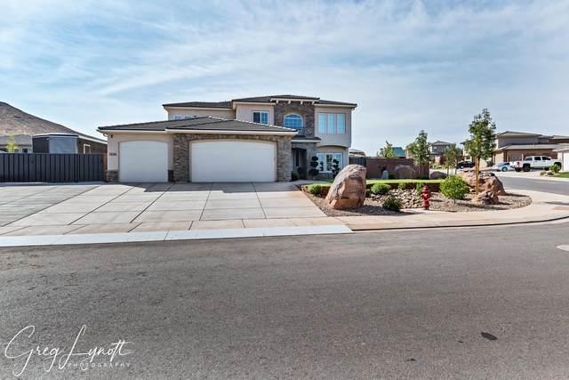 3696 Temple Cap Ln, St George, UT 84790 (MLS #20-217596) :: Staheli Real Estate Group LLC