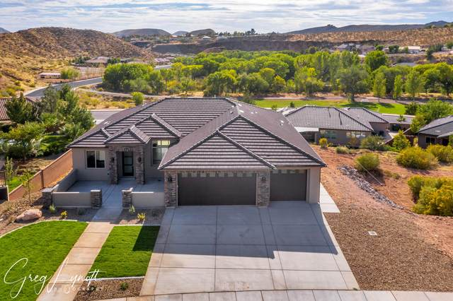 1260 S Rainbow Bridge St, Toquerville, UT 84774 (MLS #20-217616) :: Team SURGE @ KW St. George