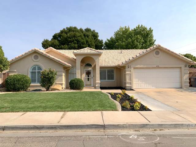 875 S 900 E, St George, UT 84790 (MLS #20-217645) :: Langston-Shaw Realty Group