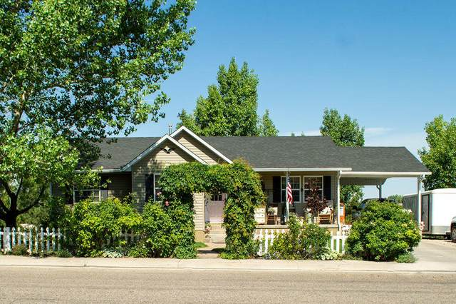 1198 S Interstate Dr, Cedar City, UT 84720 (MLS #20-217656) :: The Real Estate Collective