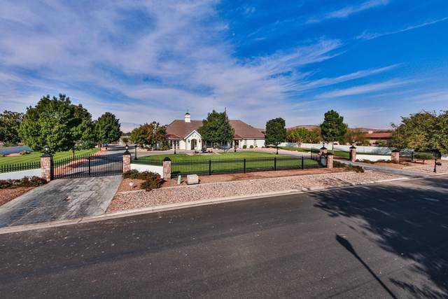 3672 S Sugar Leo, St George, UT 84790 (MLS #20-217657) :: The Real Estate Collective