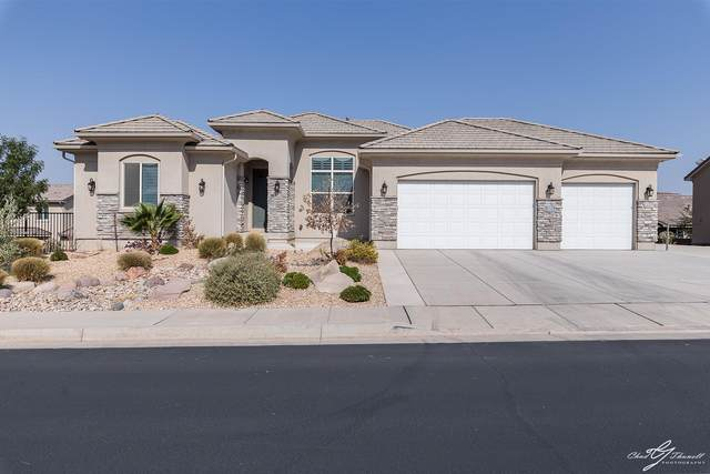 323 Nagano Dr, St George, UT 84790 (MLS #20-217666) :: Red Stone Realty Team