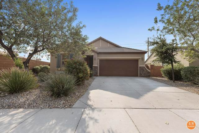 409 S 6250, Hurricane, UT 84737 (MLS #20-217682) :: The Real Estate Collective