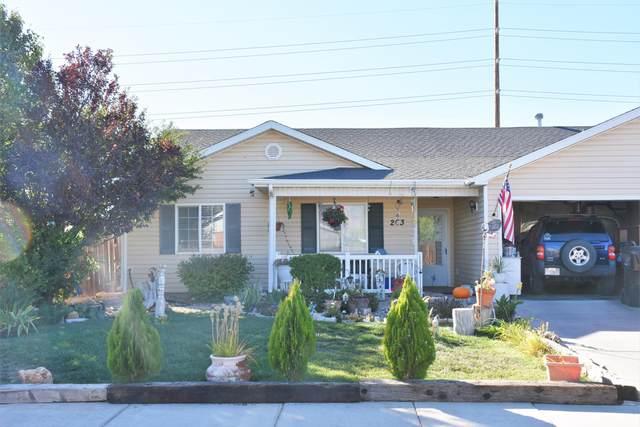 263 N 4300 W, Cedar City, UT 84720 (MLS #20-217693) :: Langston-Shaw Realty Group