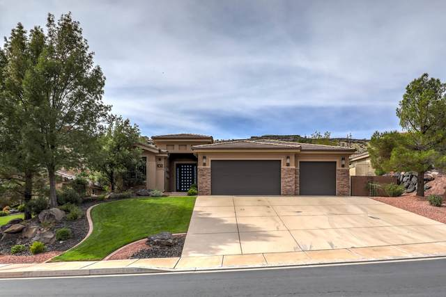 102 S Arroyo Dr, St George, UT 84790 (MLS #20-217706) :: Langston-Shaw Realty Group