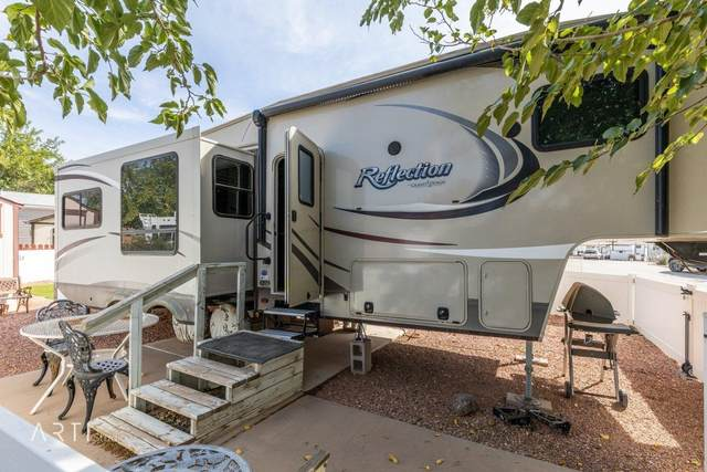 Zions Gate Rv #57, Hurricane, UT 84737 (MLS #20-217725) :: John Hook Team
