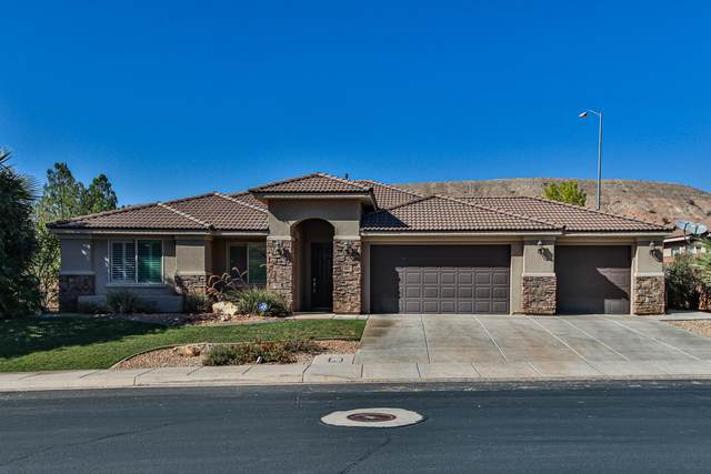 307 E Munich Dr, St George, UT 84790 (MLS #20-217729) :: Langston-Shaw Realty Group