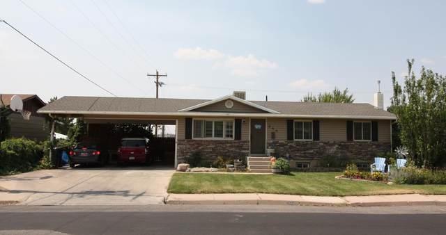 644 S Sunset Dr, Cedar City, UT 84720 (MLS #20-217757) :: Langston-Shaw Realty Group