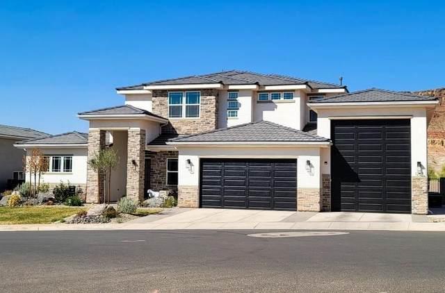 1257 E Black Brush Dr, Washington, UT 84780 (MLS #20-217766) :: Staheli Real Estate Group LLC
