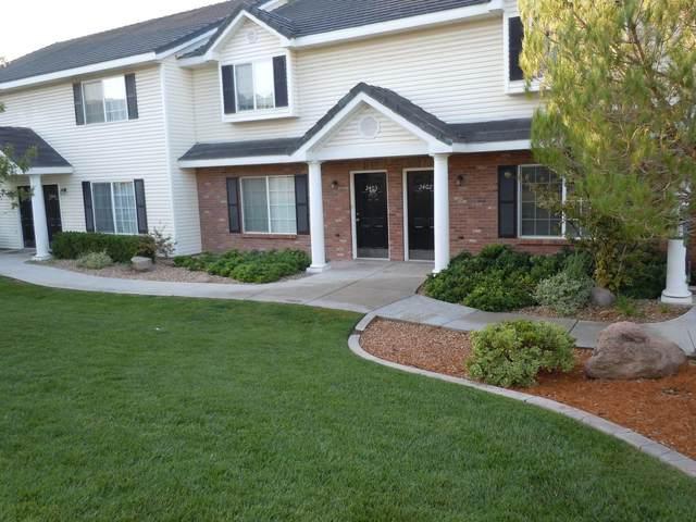 1735 W 540 #2402, St George, UT 84770 (MLS #20-217771) :: Jeremy Back Real Estate Team