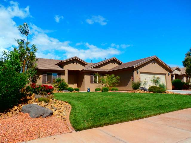 106 S 285, Ivins, UT 84738 (MLS #20-217777) :: John Hook Team