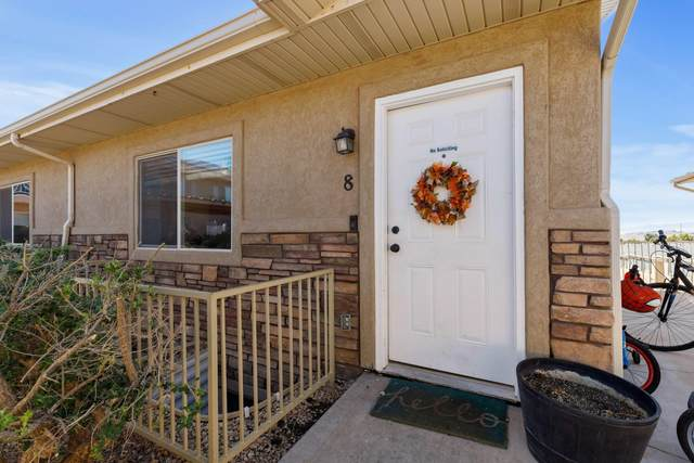 435 N Stone Mountain Dr #8, St George, UT 84770 (MLS #20-217787) :: Langston-Shaw Realty Group