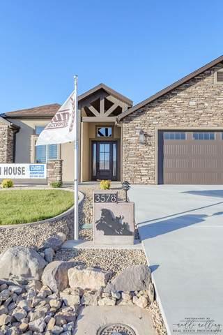 345 S Cedar Creek Dr, Cedar City, UT 84720 (MLS #20-217814) :: Red Stone Realty Team