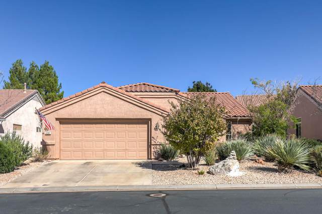 4385 S Laurel Green Dr, St George, UT 84790 (MLS #20-217822) :: Jeremy Back Real Estate Team