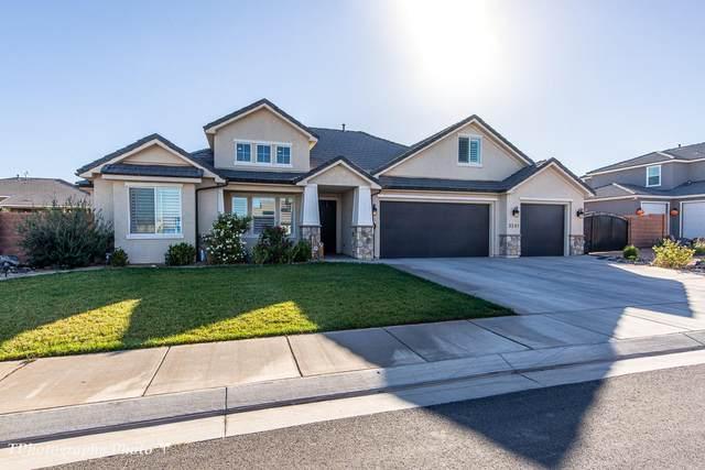 3201 S 3170 E, St George, UT 84790 (MLS #20-217847) :: Kirkland Real Estate | Red Rock Real Estate