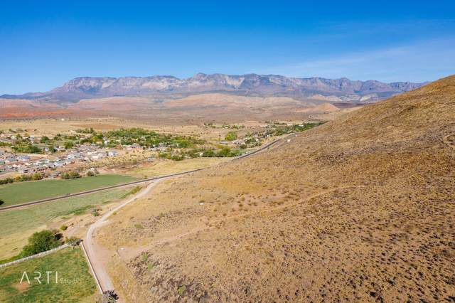 102Acres Toquer Blvd & Hunter Ln, Toquerville, UT 84774 (MLS #20-217865) :: The Real Estate Collective