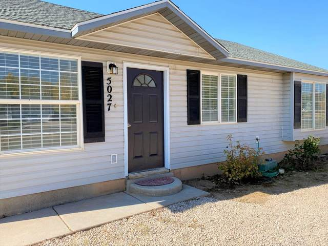 5027 N 2900 W, Cedar City, UT 84721 (MLS #20-217869) :: The Real Estate Collective