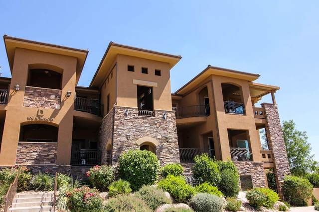 108 N 6680 W #D9, Hurricane, UT 84737 (MLS #20-217874) :: The Real Estate Collective