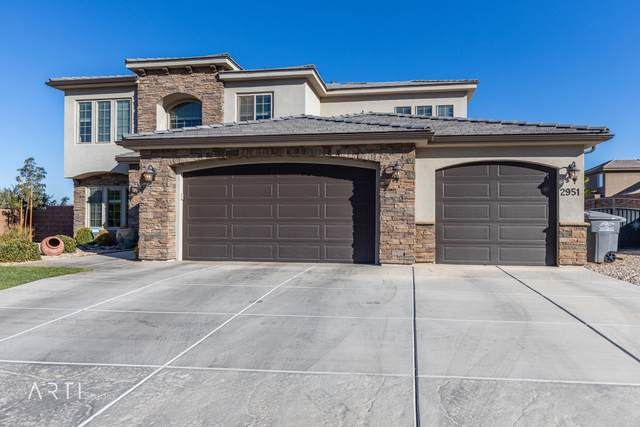 2951 E 3520 S, St George, UT 84790 (MLS #20-217875) :: The Real Estate Collective