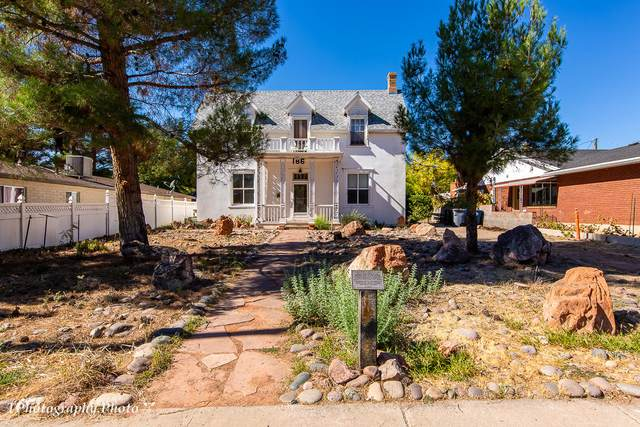 186 S 200 E, St George, UT 84770 (MLS #20-217876) :: John Hook Team