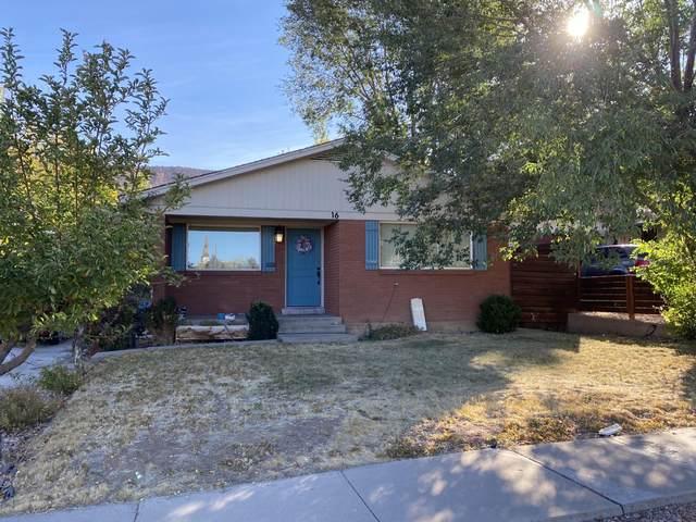 16 N 200 E, Cedar City, UT 84720 (MLS #20-217880) :: The Real Estate Collective