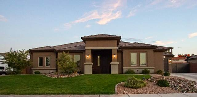 3530 E Church Rocks Dr, St George, UT 84770 (MLS #20-217884) :: John Hook Team