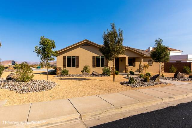 925 S Five Sisters Drive, St George, UT 84790 (MLS #20-217893) :: John Hook Team