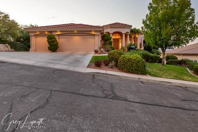 622 W Verde Ridge Rd, St George, UT 84770 (MLS #20-217912) :: John Hook Team