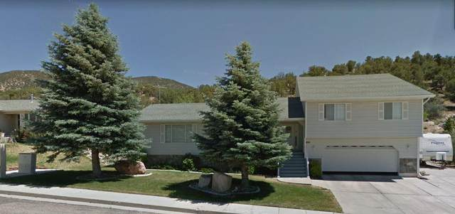 824 E Fiddlers Canyon Rd, Cedar City, UT 84720 (MLS #20-217913) :: Red Stone Realty Team