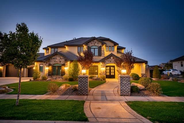 2321 E 4040 S, St George, UT 84790 (MLS #20-217921) :: Staheli Real Estate Group LLC