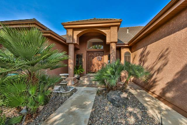 1772 W Grandview Drive, St George, UT 84770 (MLS #20-217926) :: John Hook Team