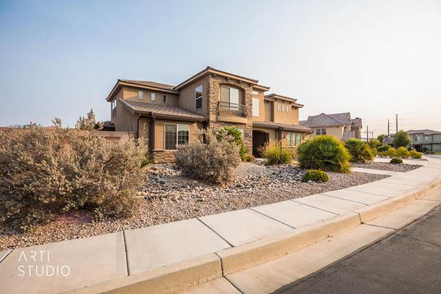 2931 E 1190 S St, St George, UT 84790 (MLS #20-217931) :: Red Stone Realty Team