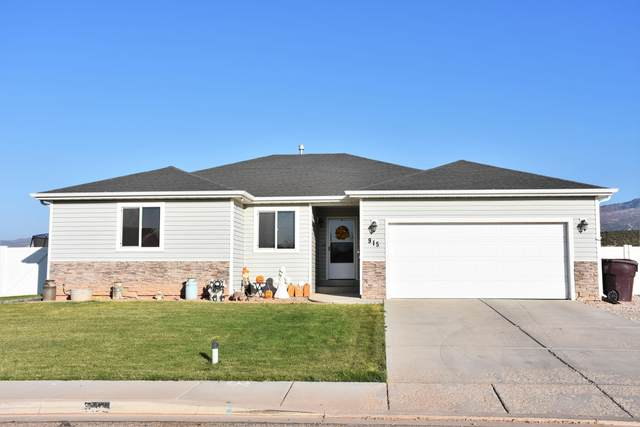915 S 4475 W, Cedar City, UT 84720 (MLS #20-217951) :: Selldixie