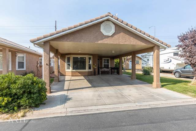 2990 E Riverside Dr #201, St George, UT 84790 (MLS #20-217966) :: The Real Estate Collective