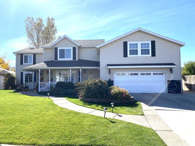 345 W 1675 N, Cedar City, UT 84721 (MLS #20-217993) :: The Real Estate Collective