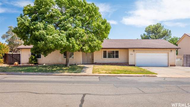 779 S 850 E, St George, UT 84790 (MLS #20-217999) :: The Real Estate Collective