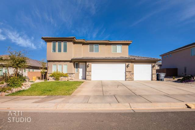 3359 E Livia Dr, St George, UT 84790 (MLS #20-218002) :: Staheli Real Estate Group LLC