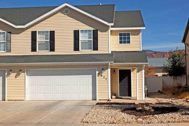 1011 W Brook St, Cedar City, UT 84721 (MLS #20-218004) :: Selldixie