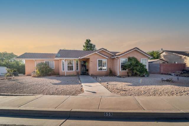 659 N 100 W, Hurricane, UT 84737 (MLS #20-218012) :: The Real Estate Collective