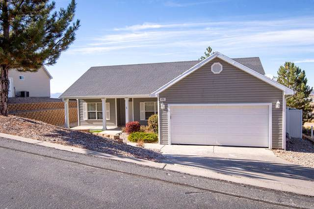 373 N Pachea Trail, Cedar City, UT 84720 (MLS #20-218050) :: The Real Estate Collective