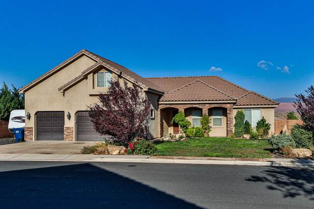 4178 W Williams St, Hurricane, UT 84737 (MLS #20-218076) :: The Real Estate Collective