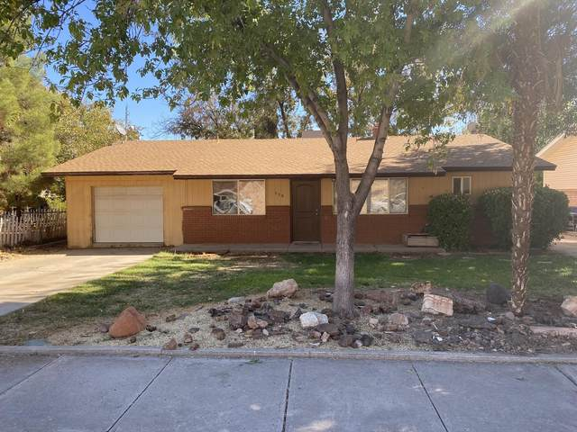 229 S 400 W, St George, UT 84770 (#20-218081) :: Livingstone Brokers