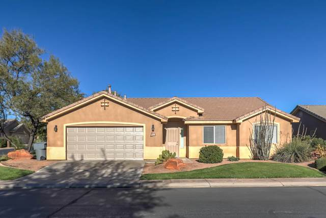 1630 E 2450 S #254, St George, UT 84790 (MLS #20-218085) :: The Real Estate Collective